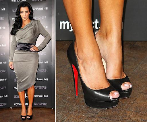 christian louboutin shoes kim kardashian - Obsidian Wellness Centre