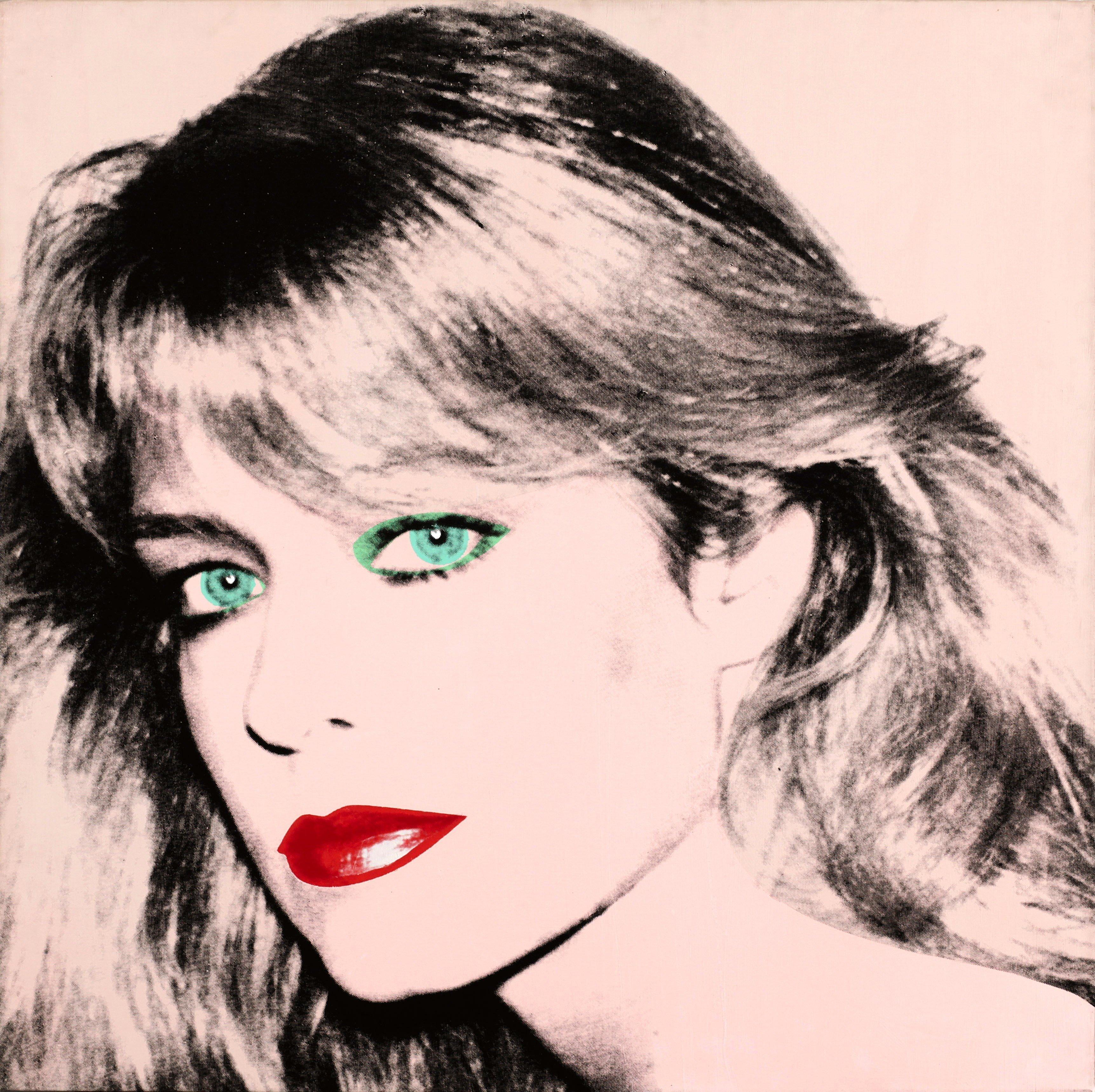 Ryan O'Neal Wins Warhol's Farrah Fawcett Portrait – Center