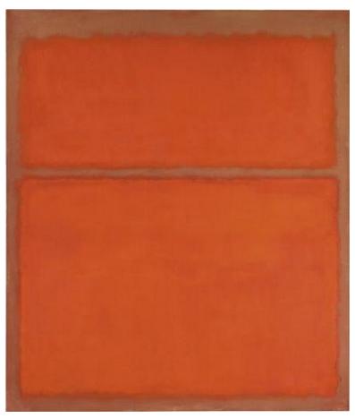 Mark Rothko, Untitled (1961)