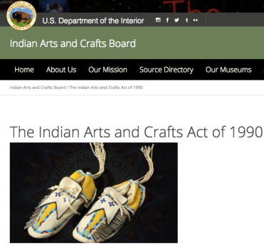 5 Charged With Selling Non Genuine Native Goods A Violation Of The Indian Arts And Crafts Act