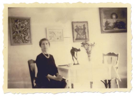 Helene Beltracchi, as her grandmother